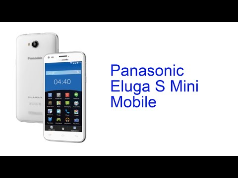 Panasonic Eluga S Mini Mobile Specification [INDIA]