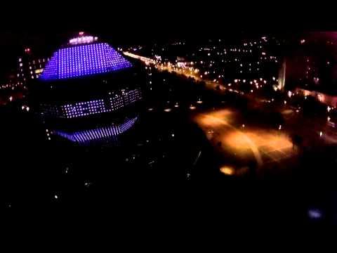 Minsk Drone Video