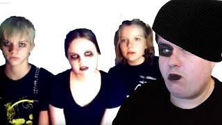 Daz Watches Crazy Goths