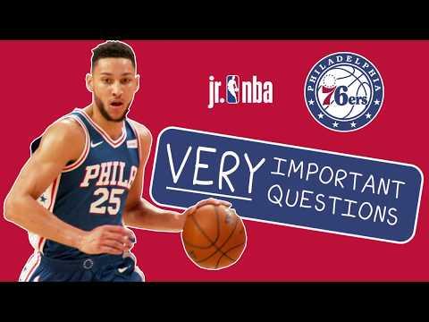 JR. NBA KIDS QUESTIONS ON ROYAL FAMILY