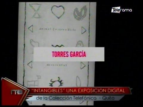 Intangibles una exposición digital de la colección Telefónica - Quito