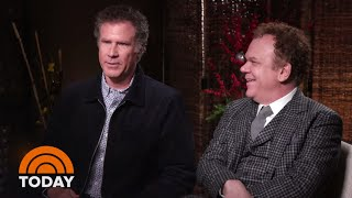 Will Ferrell And John C Reilly Talk Holmes And Watson | TODAY