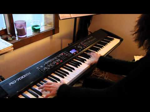 Nine Inch Nails - March Of The Pigs - piano cover Video