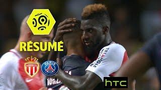 Video AS Monaco - Paris Saint-Germain (3-1)  - Résumé - (ASM - PARIS) / 2016-17 MP3, 3GP, MP4, WEBM, AVI, FLV Juni 2017