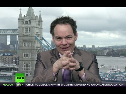 Keiser Report: Strip Poker Charity, For Markets' Sake (E442)