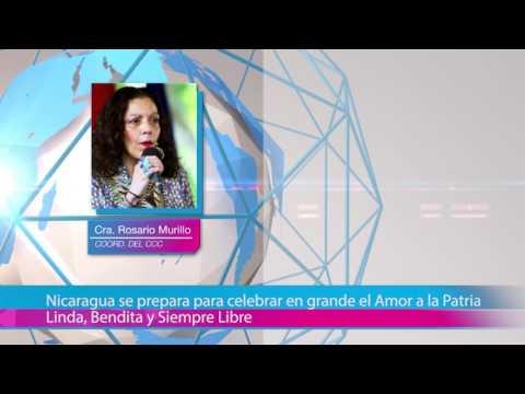 Nicaragua se prepara para celebrar en grande el Amor a la Patria Linda, Bendita y Siempre Libre