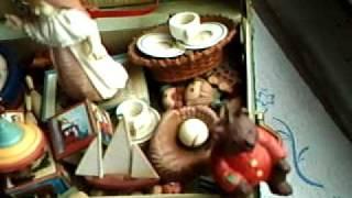 Music Box Spieluhr Enesco Toybox Kindersinfonie Toy Symphonie Leopold Mozart (Paypal Donation)