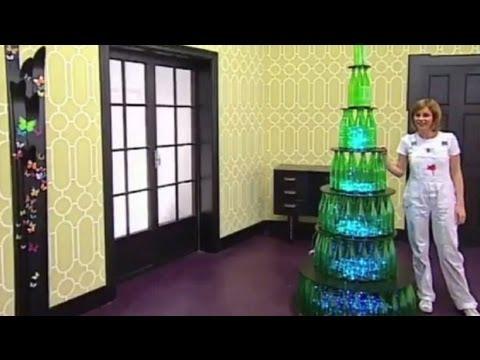 riciclo creativo - un albero di natale speciale