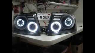 04-08 F150 #37 - 55 Watt HID / Bi-Xenon Projector Retro-Fit by Sick HIDs