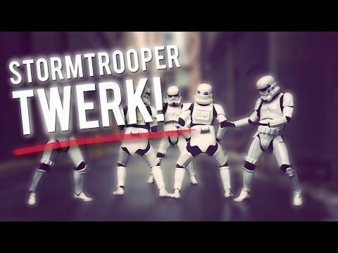 Stormtroopers Twerking Dance – This Is So Funny