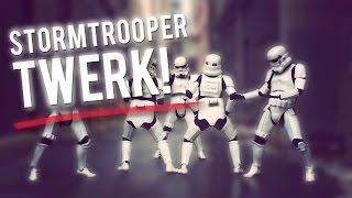Stormtrooper Secrets: Hip Hop Twerk