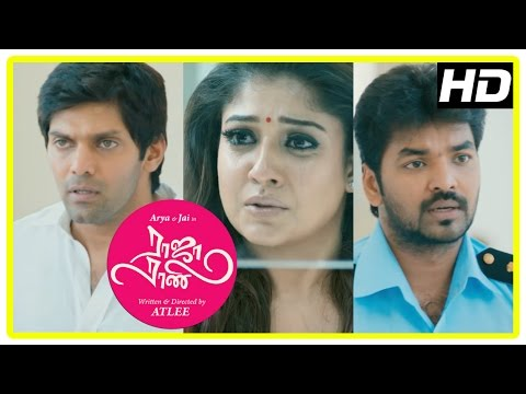 Video Raja Rani Tamil Movie Climax Scene | Arya | Nayanthara | Jai | Nazriya | Sathyaraj | Atlee download in MP3, 3GP, MP4, WEBM, AVI, FLV January 2017