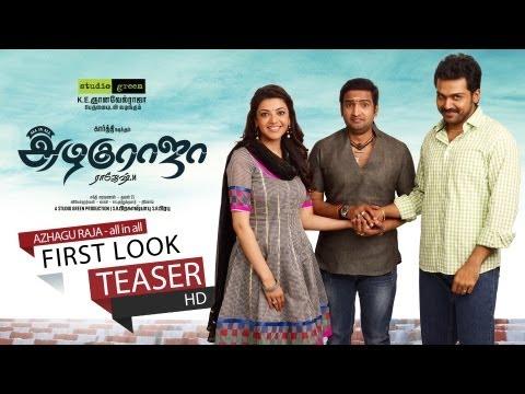All in All Azhagu Raja Teaser Official