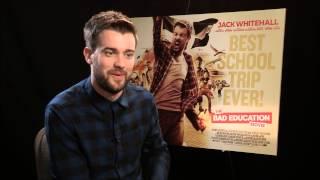 Jack Whitehall Talks About The Bad Education Movie