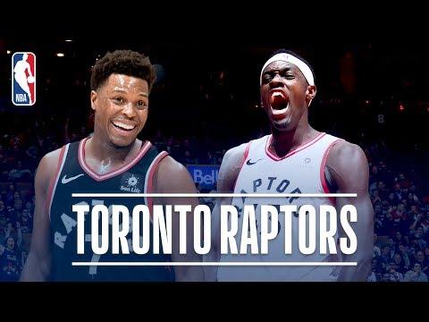 Video: Best of the Toronto Raptors | 2018-19 NBA Season