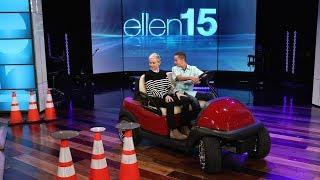 Video Ellen Turns Into Drivers Ed Instructor MP3, 3GP, MP4, WEBM, AVI, FLV Maret 2019