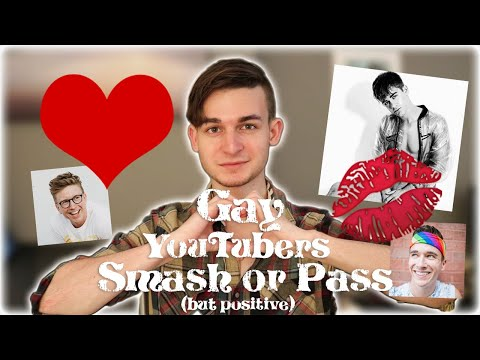 Gay YouTubers Smash Or Pass (but Positive)