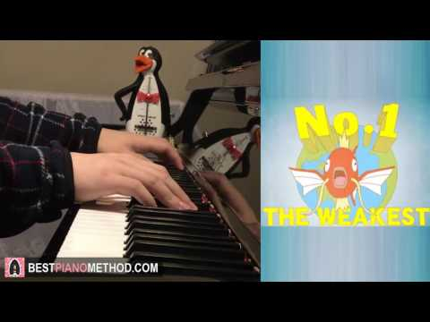 Video The Magikarp Song (Piano Cover by Amosdoll) download in MP3, 3GP, MP4, WEBM, AVI, FLV January 2017