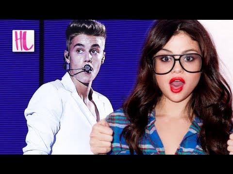 Justin Bieber Kiss Ariana Grande
