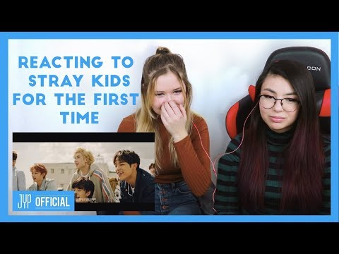 Non kpop fan reacts to Stray Kids for the first time
