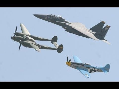 5:01 - F/A-18 Hornet / Legacy Flight 8:52...