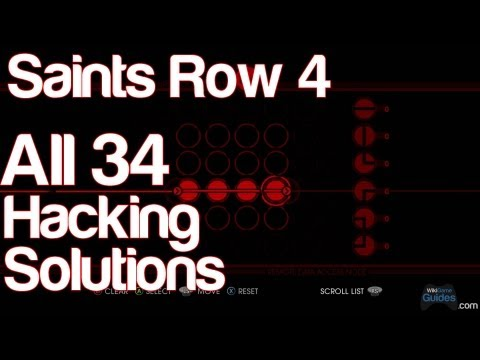 Hacking Solutions Saints Row IV WikiGameGuides