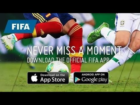 Fifa World Cup 2018 Official App Review Android / Ios