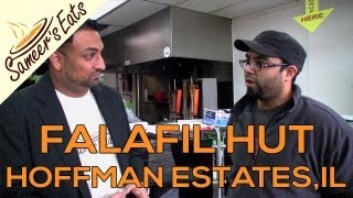 Hoffman Estates (IL) United States  city photo : Falafil Hut, Hoffman Estates, IL - Sameer's Eats