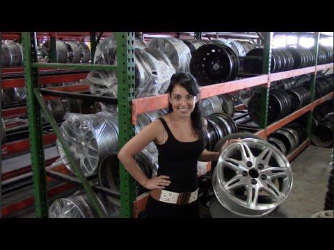 Factory Original Acura SLX Rims & OEM Acura SLX Wheels – OriginalWheel.com