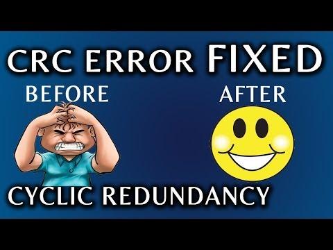 Video CRC Error Fixed! Cyclic Redundancy Error download in MP3, 3GP, MP4, WEBM, AVI, FLV January 2017