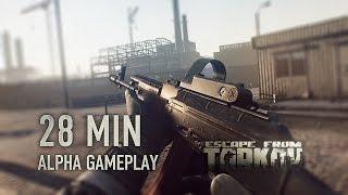 Видео к игре Escape from Tarkov из публикации: Начало альфа-теста в Escape from Tarkov