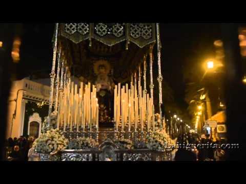 Recorrido procesional de la Hermandad de la Buena Muerte 2016