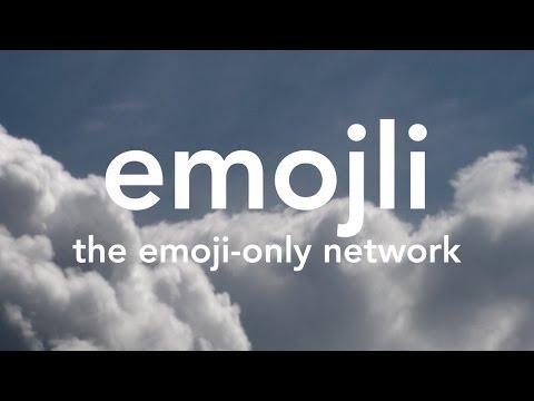 Lançada Rede social só de emoticons