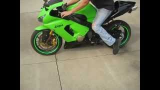 2. 2005 ZX6RR NINJA $3500 FOR SALE WWW.RACERSEDGE411.COM