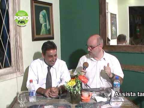 Entrevista com o Vereador Sebastião Melo (PMDB) - Bloco 1