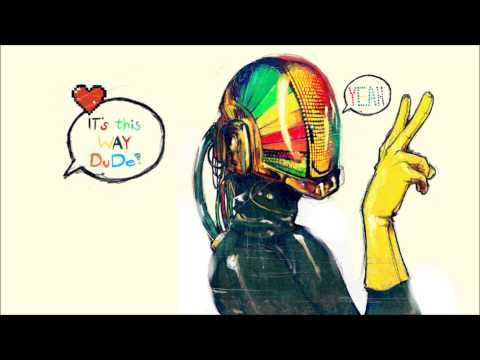 Daft Punk - Musique (Sim Gretina Remix)