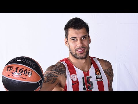 Top 5 Plays: Georgios Printezis, Olympiacos Piraeus
