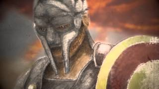 Video Constantin Gladiátor (OFICIÁLNÍ VIDEOKLIP)