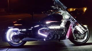 3. 2005 Honda Rune Valkyrie NRX1800 - Currently for Sale on Ebay - Highly Customized - Stunning Bike