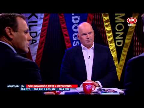AFL Round Table 2016 Pre Season Mar 16th