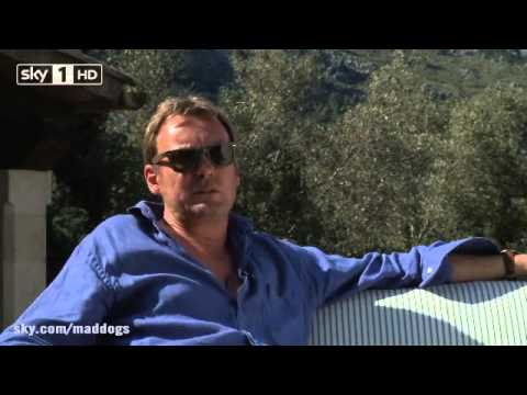 Mad Dogs Philip Glenister interview2