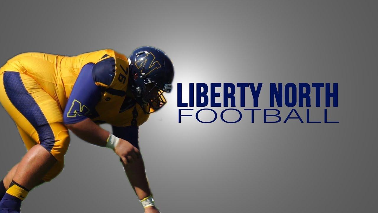 Liberty North Eagles Football || Hype Video || HD