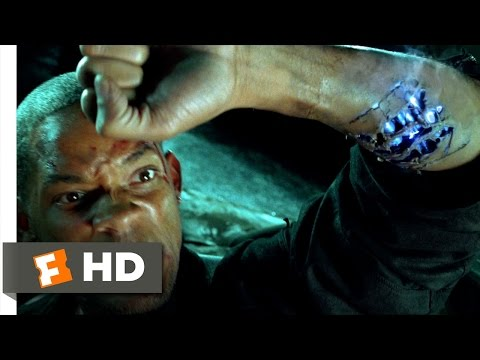 I, Robot (4/5) Movie CLIP - Part Robot (2004) HD