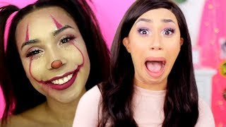 REACTING TO MY LITTLE SISTERS YOUTUBE CHANNEL   MyLifeAsEva by MyLifeAsEva