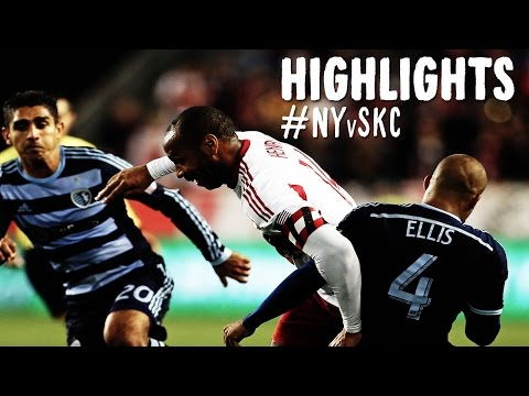New York City - The New York Red Bulls rally past Sporting Kansas City in the Eastern Conference knockout round. Subscribe to our channel for more soccer content: ...