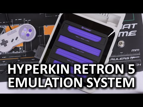 classics - The Hyperkin Retron 5 offers a pretty cool value proposition... if it works. Let's see what Luke's experience has been like so far... Intel giveaway link: http://linustechtips.com/main/topic/27297...