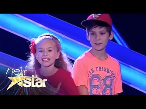 Participantii de la prima editie Next Star -
