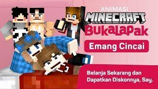 Video Bukalapak Emang Cincai! | Parody Animasi Minecraft Vania, 4Brother dan AniCraft MP3, 3GP, MP4, WEBM, AVI, FLV November 2017