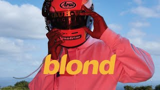 Album Discussion: Frank Ocean - Blonde
