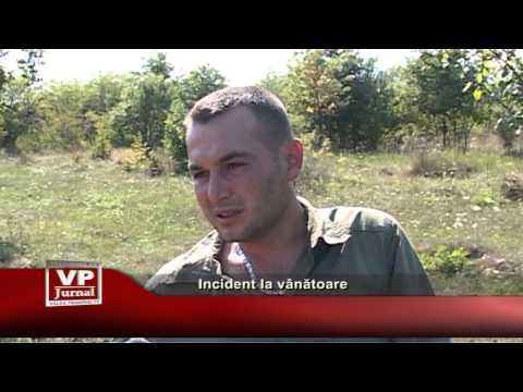 Incident la vânătoare